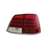 Задние диодные фонари для Toyota Land Cruiser 200 (2007 - ...)