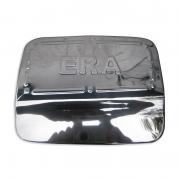 Хромированная накладка на люк бензобака для Hyundai Accent (2006 - 2010)