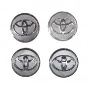 Заглушки дисков для Toyota Corolla (2007 - 2012)
