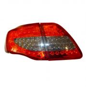 Задние фонари диодные (темные) для Toyota Corolla (2007 - 2012)