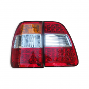 Задние фонари диодные дизайн рейсталинг для Toyota Land Cruiser 100 (98 - 2006)