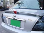 Планка над номерным знаком для Hyundai Elantra (2007 - 2010)