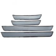 Накладки на внутренние пороги для Hyundai Elantra (2007 - 2010)