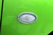 Хром на повторители поворотов для Citroen Berlingo (1996 - 2008)
