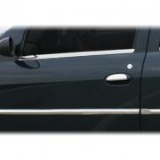Нижние молдинги стекол для Dacia Logan MCV (2005 - ...)