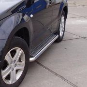 Боковые пороги для Suzuki Grand Vitara (2005 - ...)