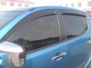 Ветровики для Mitsubishi L200 (2006 - 2015)