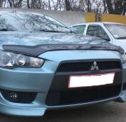 Мухобойка для Mitsubishi Lancer X (2007 - ...)