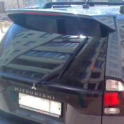 Спойлер для Mitsubishi Pajero Sport (1997 - 2008)