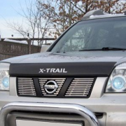 Мухобойка для Nissan X-Trail T30 (2003 - 2007)