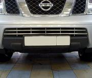 Решетка бампера для Nissan Pathfinder (2005 - 2010)