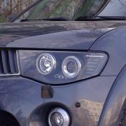 Фары передние для Mitsubishi L200 (2006 - 2015)