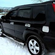 Хром пакет для Nissan X-Trail T30 (2003 - 2007)