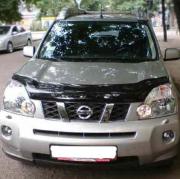 Мухобойка для Nissan X-Trail (2007 - 2014)