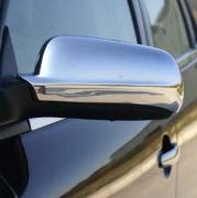 Хром накладки на зеркала для Volkswagen Bora (1998 - 2005)