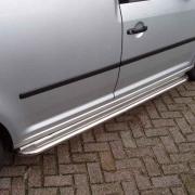 Боковые пороги для Volkswagen Caddy (2004 - 2010)