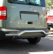 Дуга заднего бампера для Volkswagen Caddy (2004 - 2010)