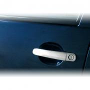 Хром на ручки дверей (нержавейка) для Volkswagen Golf 4 (1998 - 2003)