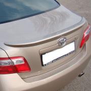 Спойлер на край крышки багажника для Toyota Camry 40 (2006 - 2011)