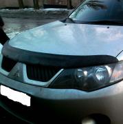 Мухобойка для Mitsubishi Outlander XL (2007 - ...)