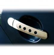 Хром на ручки с отверстиями для Volkswagen Passat B5 (1997 - 2005)