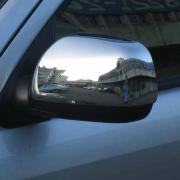 Хром накладки на зеркала для Daihatsu Terios (2006 - ...)