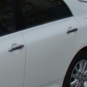 Хром на ручки для Toyota Corolla (2007 - 2012)