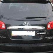 Планка над номерным знаком для Hyundai Santa Fe (2006 - 2012)