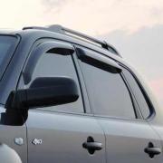 Ветровики для Hyundai Tucson (2004 - 2014)
