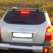 Антикрыло (спойлер) для Hyundai Tucson (2004 - 2014)