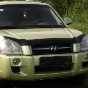 Мухобойка для Hyundai Tucson (2004 - 2014)