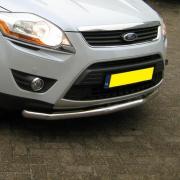 Защитная дуга переднего бампера для Ford Kuga (2008 - 2012)