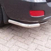 Углы одинарные для Hyundai Santa Fe (2006 - 2012)