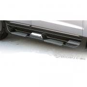 Боковые пороги для Hyundai Santa Fe (2006 - 2012)