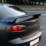 Спойлер для Mitsubishi Lancer X (2007 - ...)