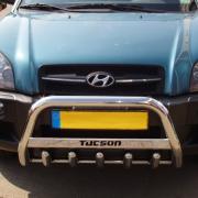 Кенгурятник для Hyundai Tucson (2004 - 2014)