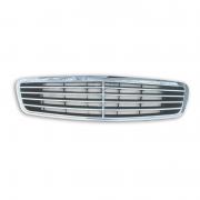 Решетка радиатора для Mercedes W220 (1998 - 2006)