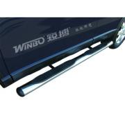 Боковые пороги (трубы) для Honda CR-V (2007 - 2011)