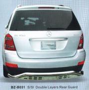 Дуга заднего бампера для Mercedes GL X164 (2006 - 2012)
