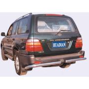Углы одинарные для Toyota Land Cruiser 100 (98 - 2006)