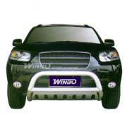 Кенгурятник для Hyundai Santa Fe (2006 - 2012)