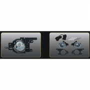 Противотуманнки (2003 - 2005) для Nissan X-Trail T30 (2003 - 2007)