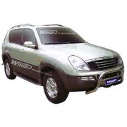 Кенгурятник для SsangYong Rexton 1 (2002 - 2006)
