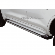 Боковые пороги для Toyota Land Cruiser 200 (2007 - ...)
