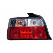 Задние стопы на лампочках (светлые) для BMW 3-серия E36 (1991 - 1998)
