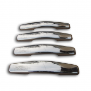 Накладки на ручки дверей для Renault Duster (2010 - ...)