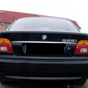 Планка над номером для BMW 5-серия E39 (95 - 2003)