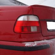 Задние стопы на лампочках (светлые) для BMW 5-серия E39 (95 - 2003)
