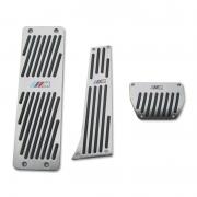 Накладки на педали под автомат для BMW 5-серия E34 (88 - 95)