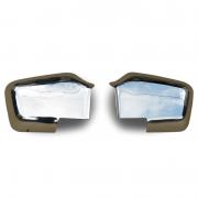 Накладки на зеркала (с 1988 по 1992 год) для BMW 5-серия E34 (88 - 95)
